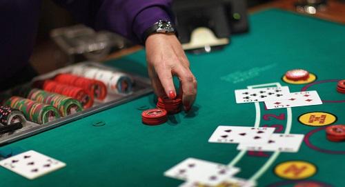 Casino skill games